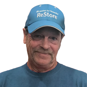 Johnny Fitzer ReStore manager photo